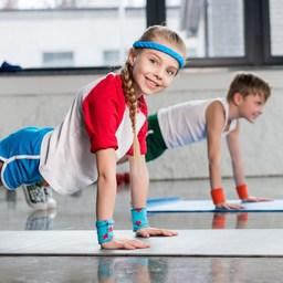 Kondiční trénink dětí